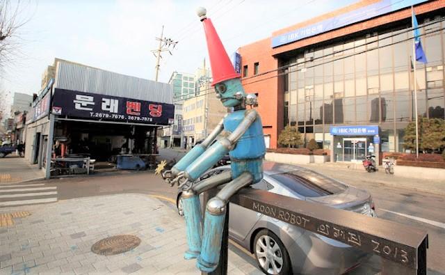 Undiscovered Industrial Neighborhood of Seoul  |  Mullae Art Village | Zanne Xanne's Travel Guide