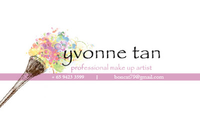 Yvonne Tan Make Up Artist Singapore