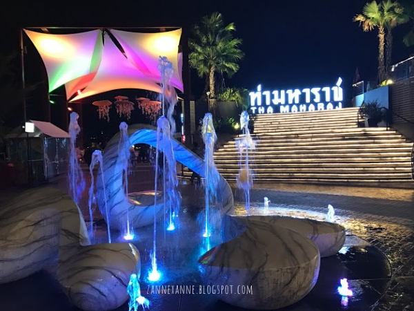 Bangkok Latest Attraction | Tha Maharaj (2017) | Zanne Xanne's Travel Guide