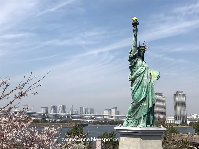 Tokyo Itinerary (Part 5) | Southern Tokyo | Odaiba | Zanne Xanne's Travel Guide