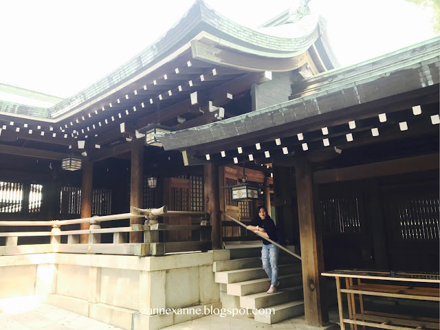Tokyo Itinerary (Part 4)   Western Tokyo   Zanne Xanne's Travel Guide