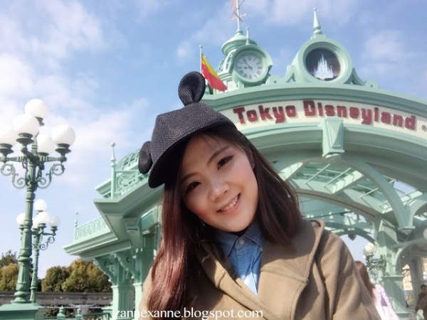 Tokyo Disneyland Review | Zanne Xanne's Travel Guide