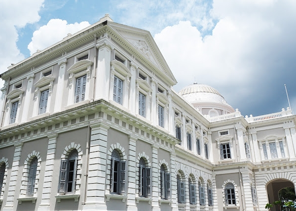 National Museum of Singapore Review | Zanne Xanne's Travel Guide