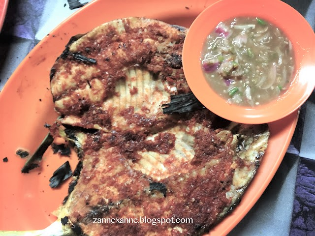 Penang Teluk Tempoyak Adnan Bin Hassan Ikan Bakar | The King of Grilling | Zanne Xanne Travel Guide