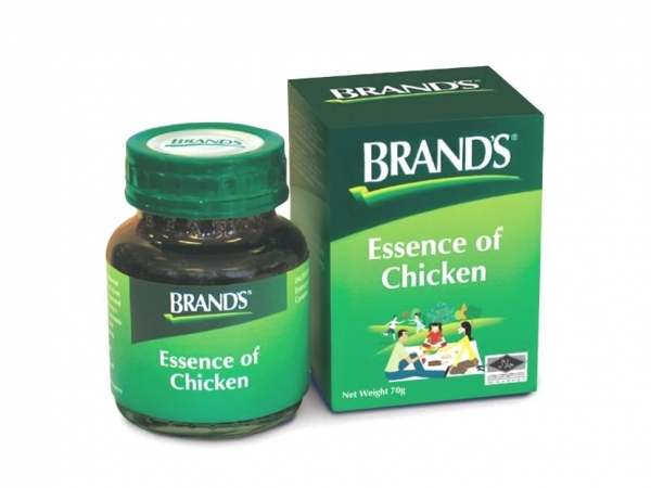 BRAND'S Essence of Chicken | Single Serving NOW at FamilyMart Malaysia