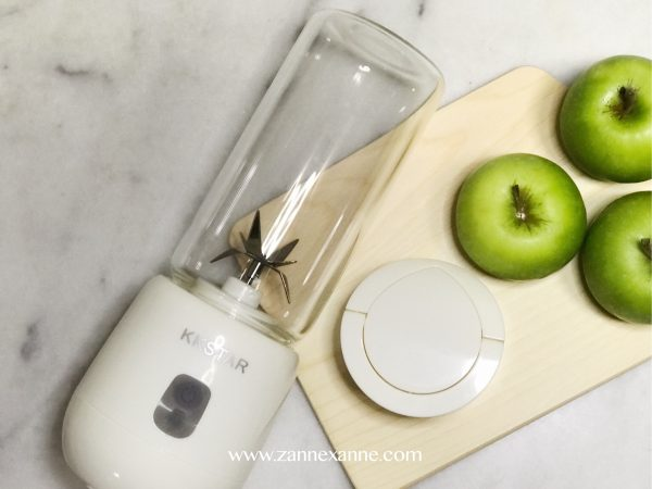 KKSTAR USB Rechargeable Juice Blender Review By Zanne Xanne