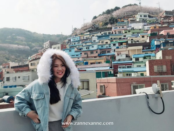 Busan Gamcheon Culture Village | Zanne Xanne's Travel Guide