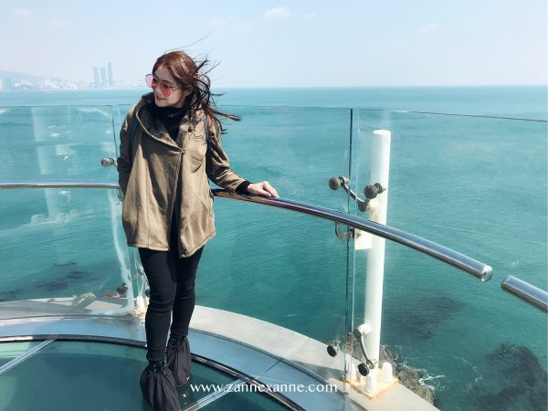 Busan Oryukdo Skywalk | Zanne Xanne's Travel Guide