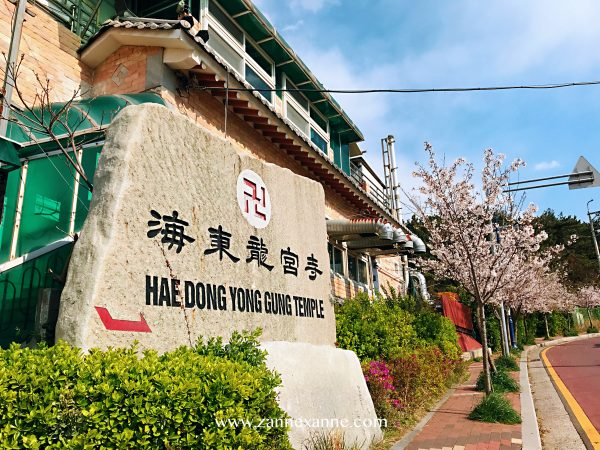 Busan Haedong Yonggungsa Temple | Zanne Xanne's Travel Guide