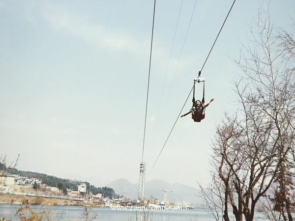 Skyline Zipwire to Nami Island | Zanne Xanne's Travel Guide