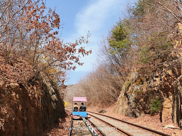 Gapyeong Rail Park | Zanne Xanne's Travel Guide