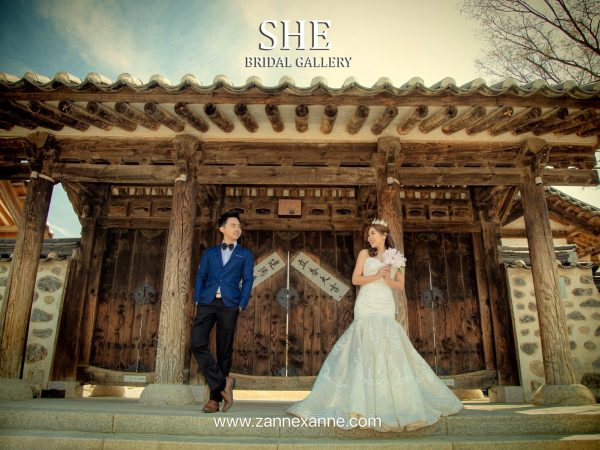 Korea Pre-wedding Photo Shoot Review | SHE Bridal Gallery