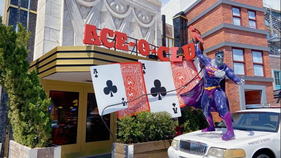 Warner Bros Movie World Gold Coast | Review by Zanne Xanne