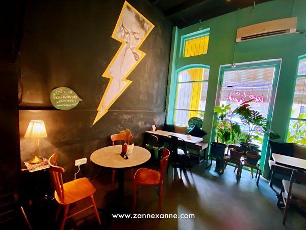 PIKNIK Penang | Cozy & Unique Cafe Review by Zanne Xanne
