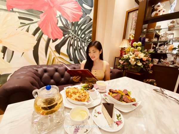 Winter Warmers Coffee & Tea House Penang | Classic Origin English High Tea by Zanne Xanne