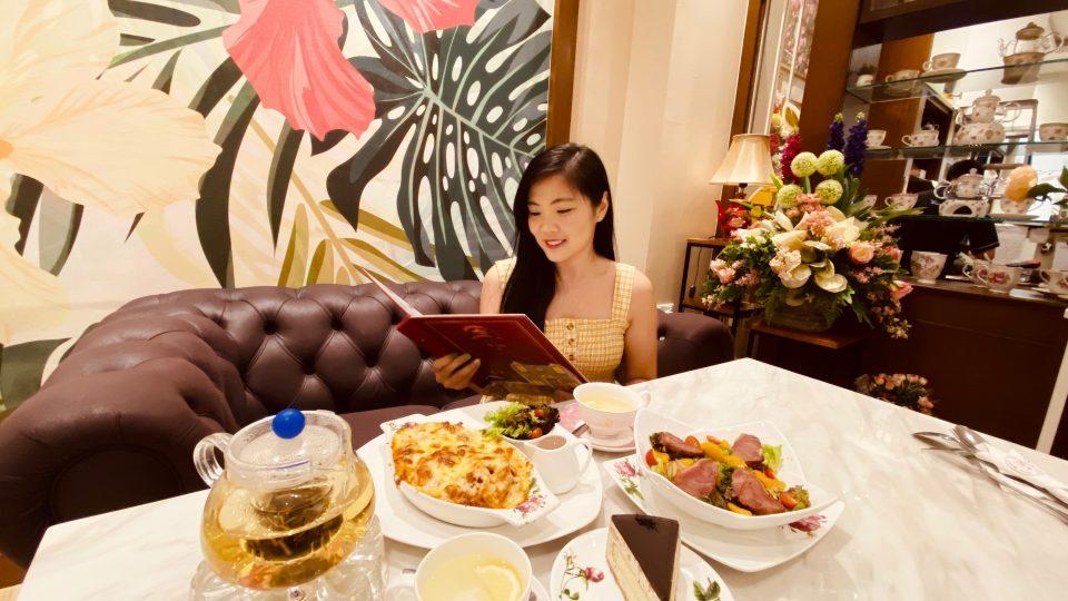 Winter Warmers Coffee & Tea House Penang   Classic Origin English High Tea by Zanne Xanne