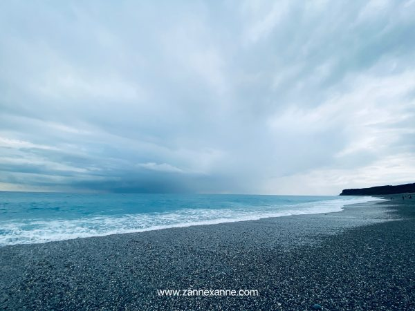 Qixingtan | Turquoise Pebbly Beach In Hualien | Zanne Xanne's Travel Guide