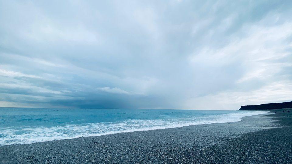 Qixingtan | Turquoise Pebbly Beach In Hualien | Zanne Xanne's Travel Guide
