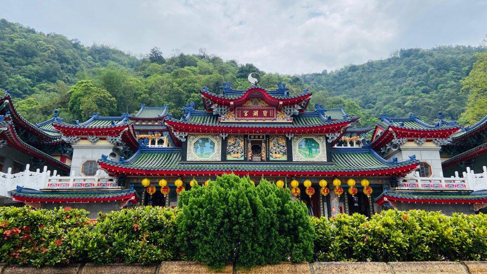 Bao Hu Dimu Temple, Puli | Zanne Xanne's Travel Guide