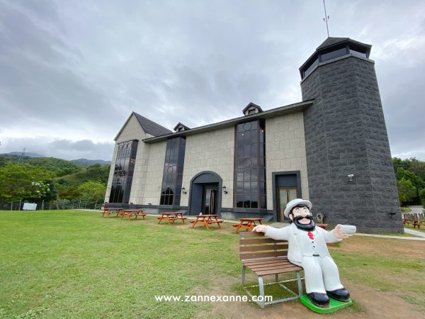 Mr. Brown Castle Café | Classic And Elegant Castle Café In Yilan | Zanne Xanne's Travel Guide
