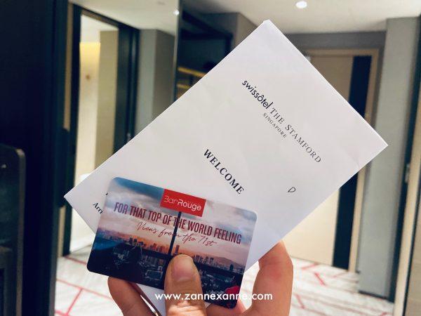 Diary #5 | SHN At Swissotel The Stamford