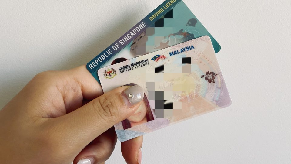 Converting Malaysia Driving License to Singapore Driving License During COVID-19 | by Zanne Xanne