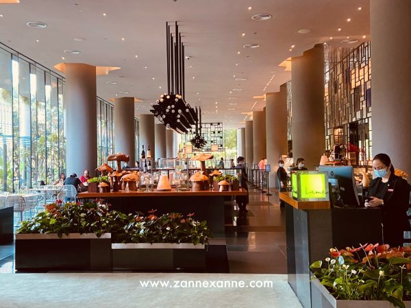 Park Royal Collection Pickering, Lime Restaurant Review (During COVID-19) By Zanne Xanne