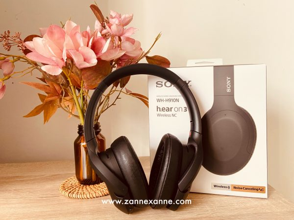 Sony WH-H910N Wireless Noise Canceling Stereo Headset Review by Zanne Xanne