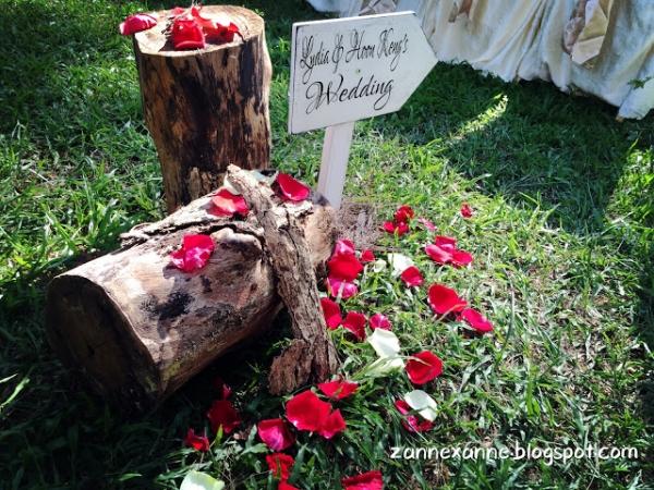 Dream Wedding |  Lone Pine Hotel, Penang | Zanne Xanne's Tips