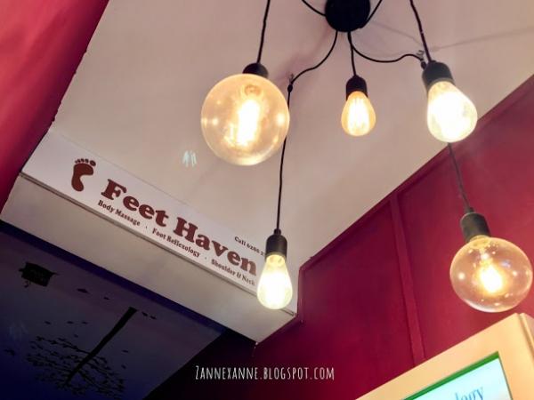 Feet Haven Serangoon Gardens Review By Zanne Xanne| Nice Reflexology Massage