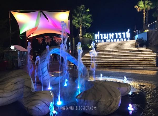Bangkok Latest Attraction   Tha Maharaj (2017)   Zanne Xanne's Travel Guide