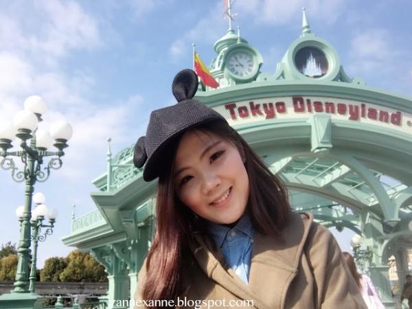 Tokyo Disneyland Review | Zanne Xanne's Travel Guide