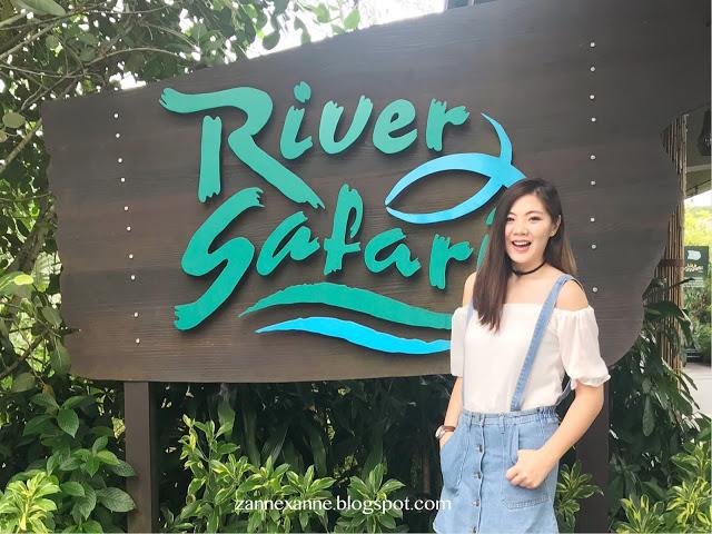 River Safari Singapore | World's Iconic River Habitats | Zanne Xanne's Travel Guide