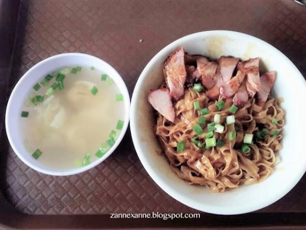 Karak Fei Zai Noodle after Midnight | 加叻肥仔面档 | Zanne Xanne's Travel Guide