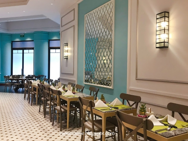 Ellenborough Market Café Review By Zanne Xanne | Chinese New Year Buffet Dinner