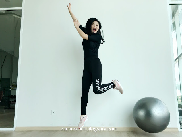 Spin Sportswear Review By Zanne Xanne   Make You Feel Stronger & Confident