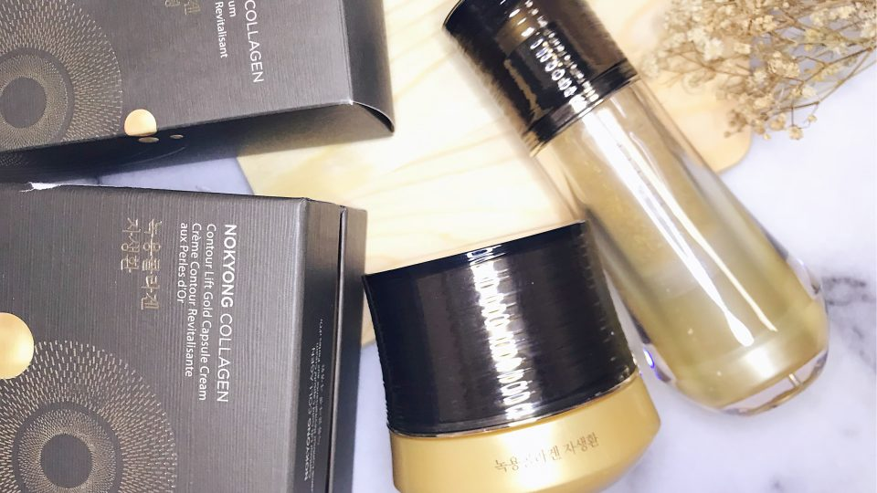 The Face Shop Nokyong Collagen Contour Series Review By Zanne Xanne