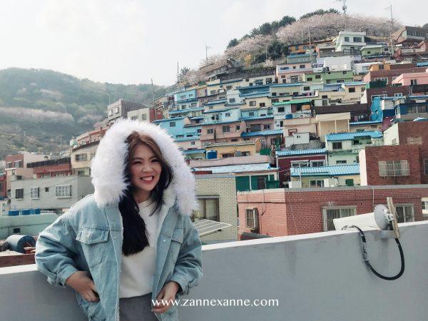 Busan Gamcheon Culture Village | Zanne Xanne's Travel Guide