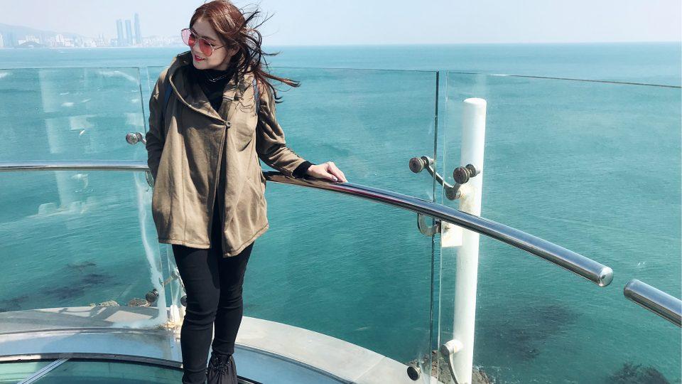 Busan Oryukdo Skywalk | Zanne Xanne's Travel Guide