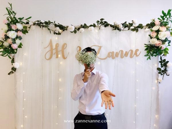 Diary #4 | Zanne Tied The Knot