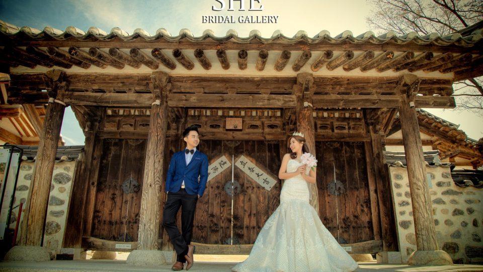Korea Pre-wedding Photo Shoot Review | SHE Bridal Gallery