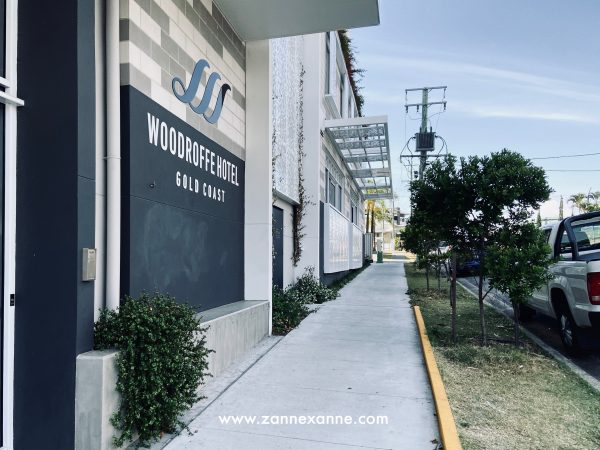 Where To Stay In Gold Coast | Woodroffe Hotel Review by Zanne Xanne