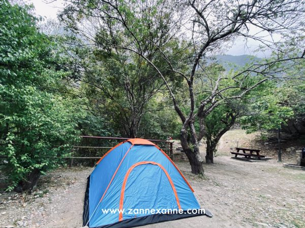 Camping In Taiwan  – Pros & Cons | Part 4 | Zanne Xanne's Travel Guide