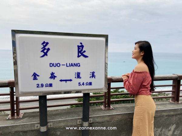Duoliang Station 多良火车站 | Taiwan The Most Beautiful Train Station | Zanne Xanne's Travel Guide