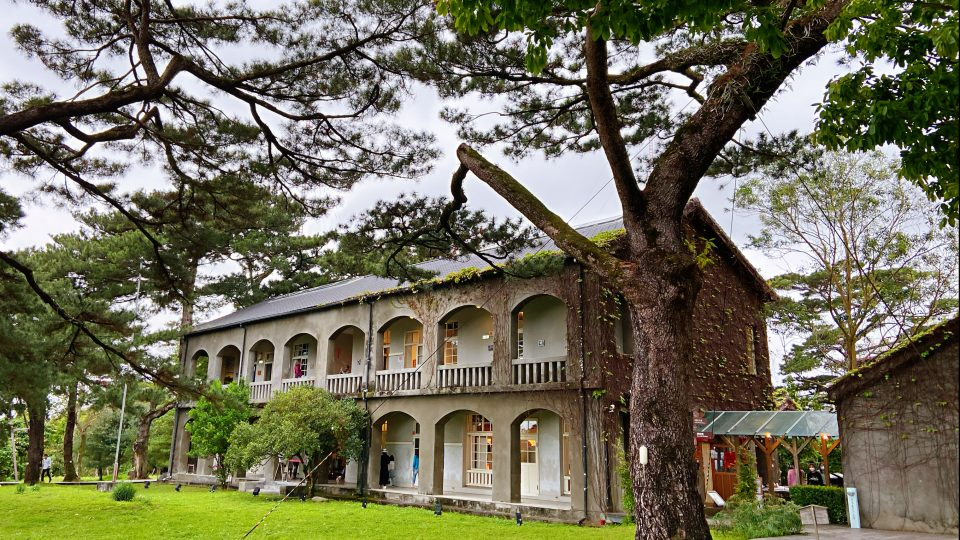 Pine Garden Hualien    Historical Army Military Department   Zanne Xanne's Travel Guide