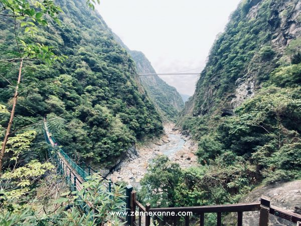Taroko Gorge National Park Itinerary (Part 5) | Zhuilu Old Trail | Zanne Xanne's Travel Guide