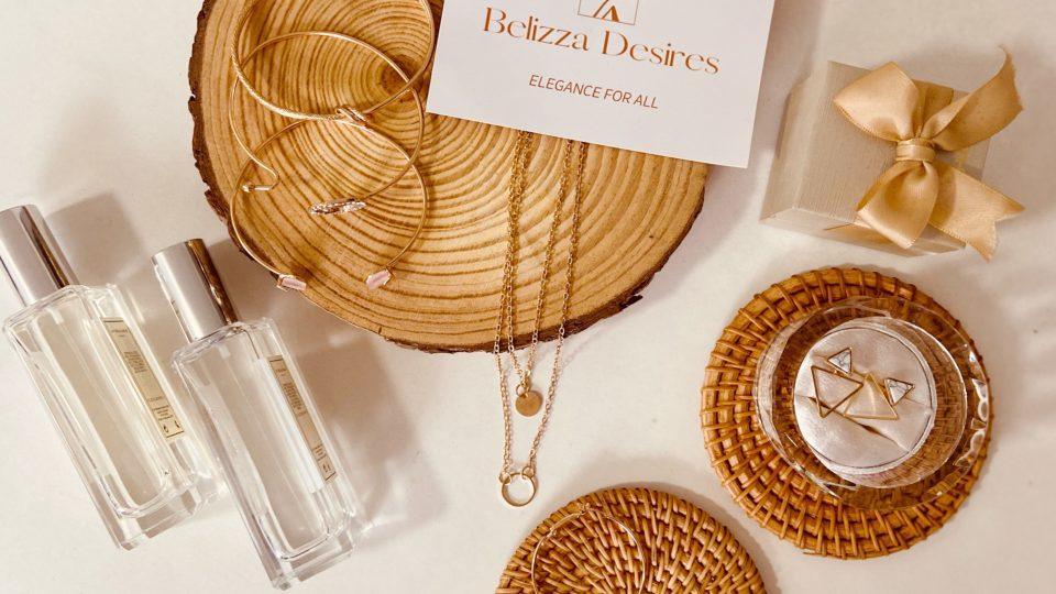 Belizza Desires Jewellery Review By Zanne Xanne
